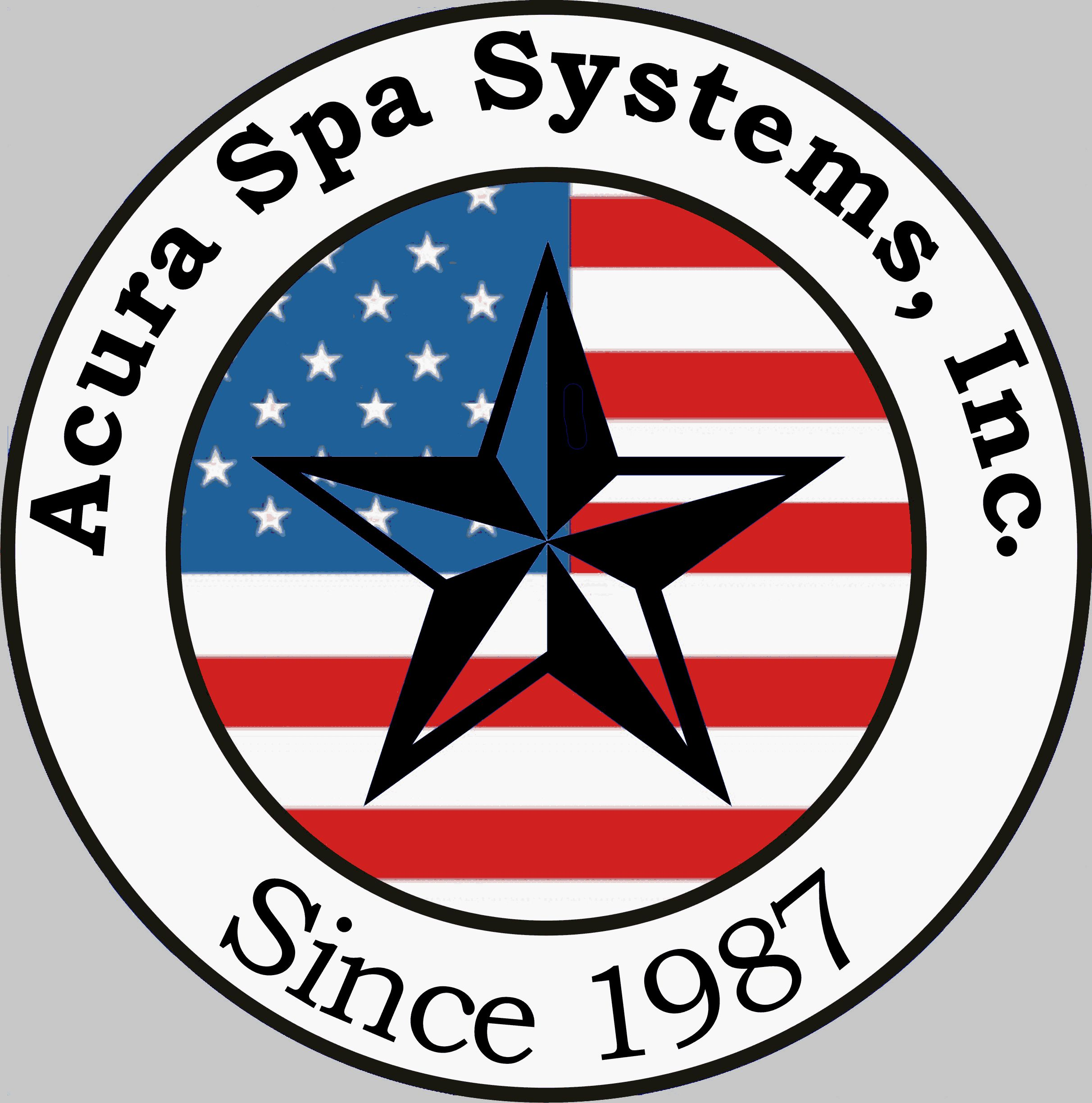 Acura Spas Systems, since 1987